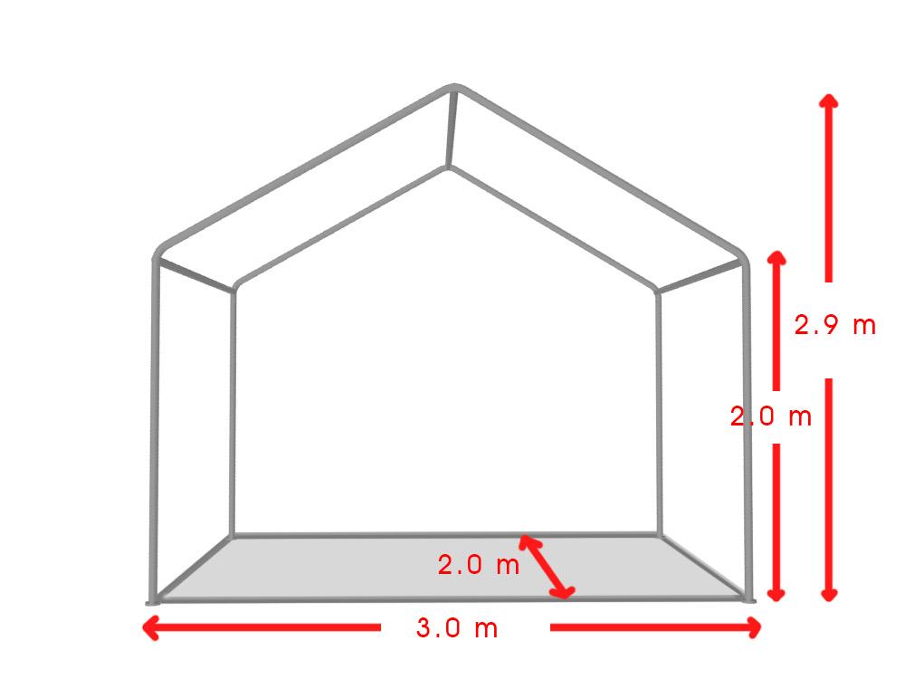 3x2m ECONOMY